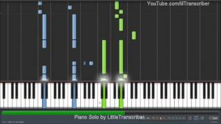 Taylor Swift - We Are Never Ever Getting Back Together (Piano Cover) by LittleTranscriber Thumbnail