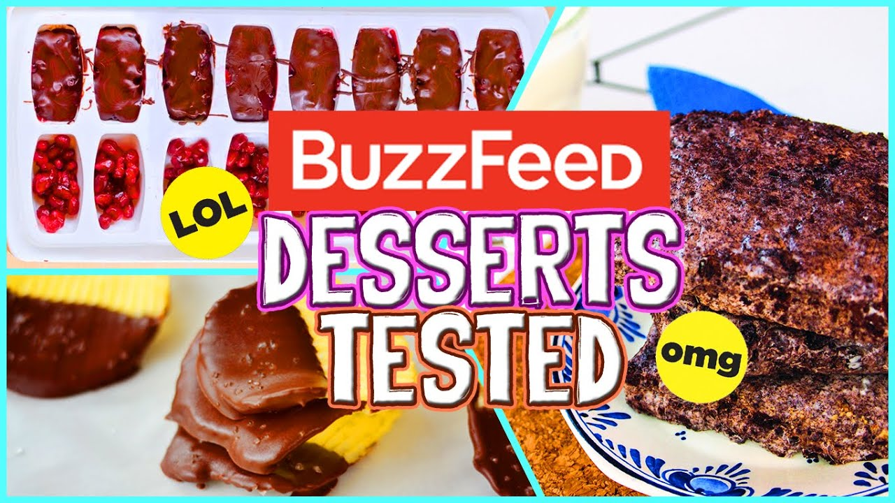 Buzzfeed dessert recipes tested easy no bake desserts 2016 buzzfeed dessert recipes tested easy no bake desserts 2016 jill cimorelli youtube forumfinder Choice Image
