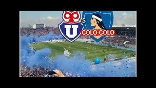 Dónde ver el Superclásico U. de Chile-Colo Colo en el extranjero: Cuándo juegan, horario, TV y st...