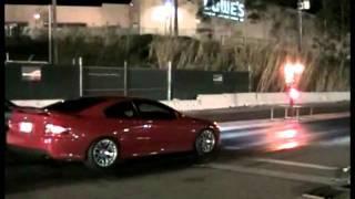 2006 Pontiac GTO Drag Racing RaceLegal.com 1-20-2012