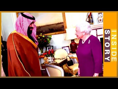🇬🇧 🇸🇦 Why is Britain rolling out the red carpet for the Saud