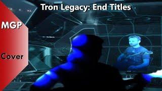 Tron Legacy (End Titles) - 2 Electric Guitars