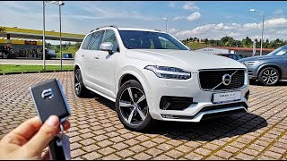 2018 Volvo XC90 D5 Geartronic R-Design