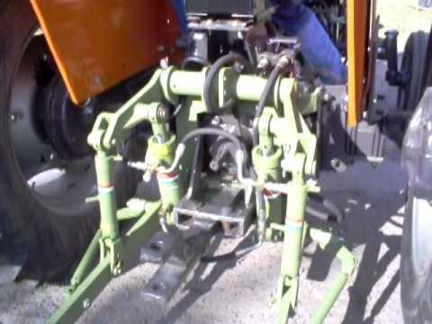 Levante Tres Puntos Para cuaquier Tipo y Marca de Tractor - YouTube