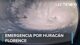 Estado de emergencia en Carolina del Norte y Sur, por huracán Florence | EL TIEMPO