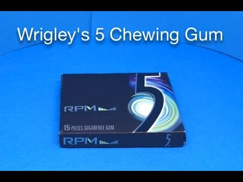 Wrigley's 5 Chewing Gum