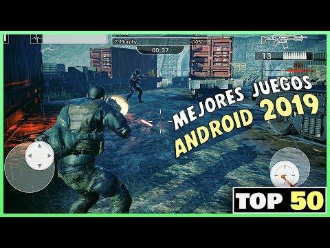 TOP 50 MEJORES JUEGOS ANDROID 2019 GRATIS