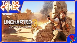 🔴Uncharted 3 Drake's deception - Drake safadaoo._.