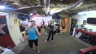 INSANITY THE ASYLUM: Day 4 Vertical Plyo. NC FIT CLUB