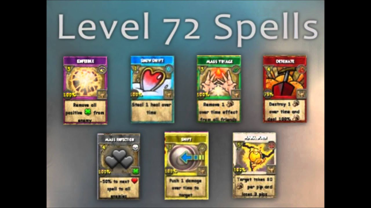 Level 68 fire spell wizard101