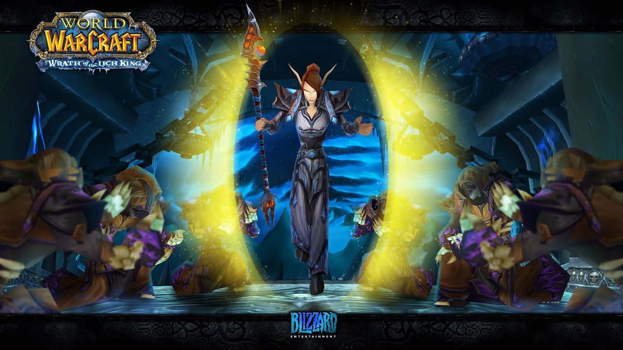World Of Warcraft Priest Wallpaper