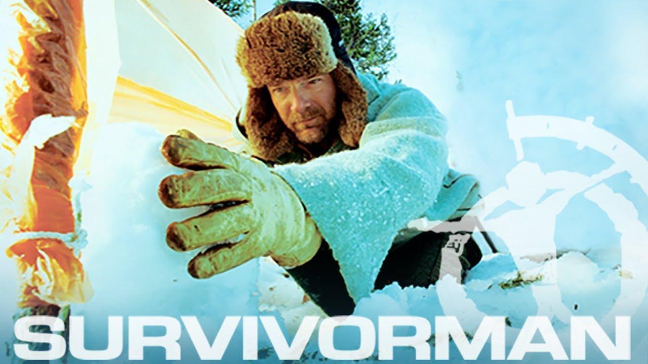 Download Survivorman   The Pilot   Winter   Les Stroud