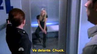 Chuck 4x11 // All You Need Is The Girl