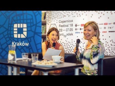 Śniadanie Mistrzów: Dorota Segda | Copernicus Festival