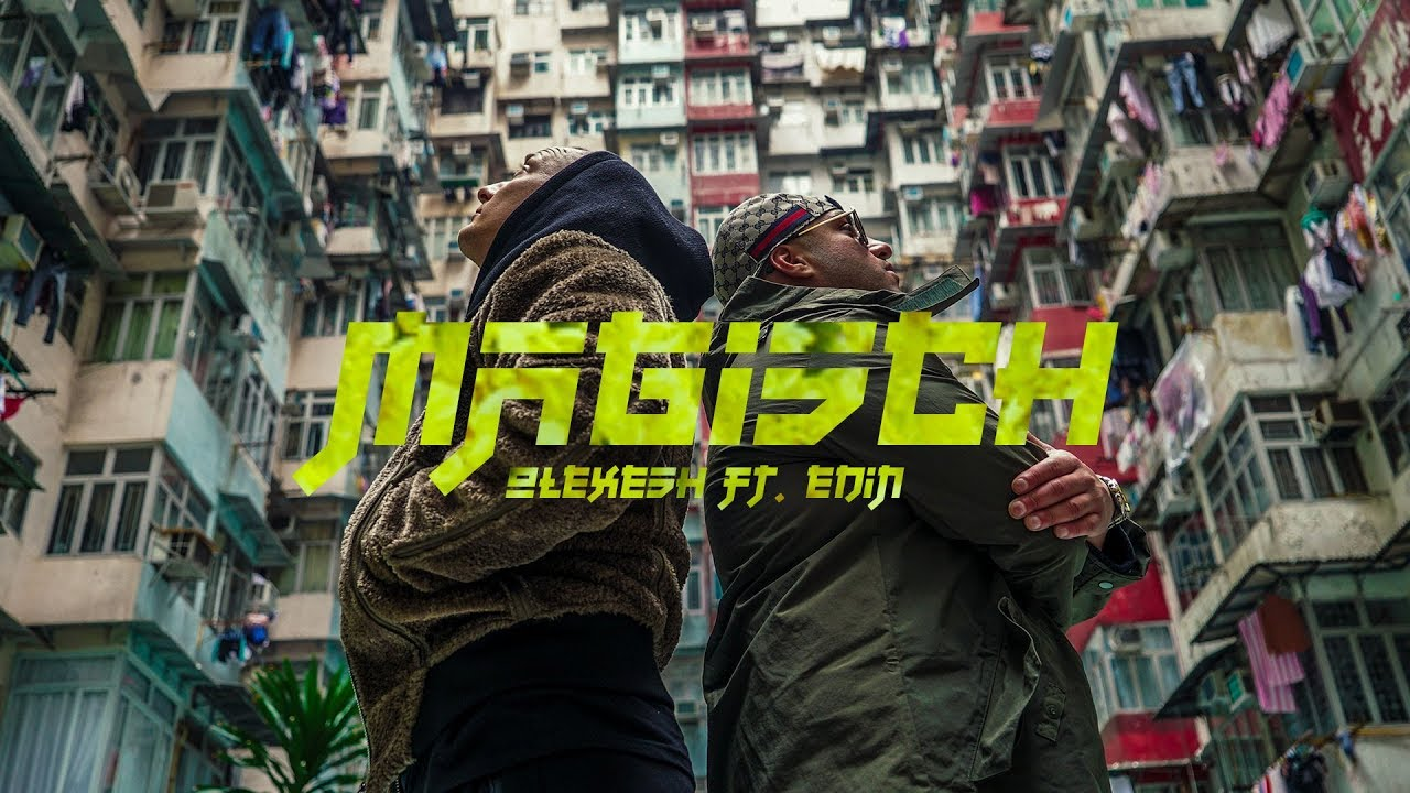 Olexesh - MAGISCH feat. Edin (prod. von PzY) [Official 4K Video]