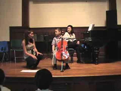 Danse Rustique (Squire) in master class w/ Carducci String Quartet - 2012 03 28 Julian Shively(8)