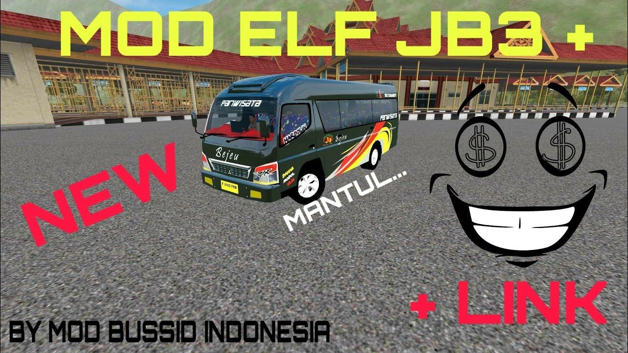 105+ Mod Bussid Mobil Elf Terbaik