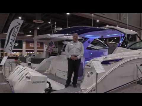 2020 Sea Ray Sundancer 320 Outboard For Sale At MarineMax Houston, Texas