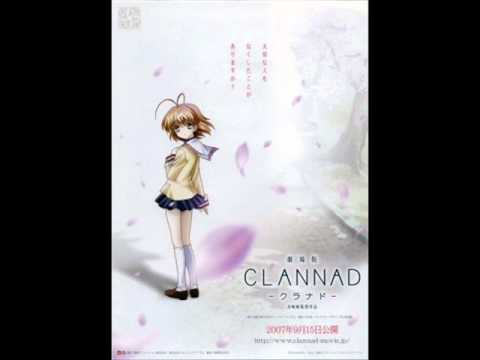 Anime OST: Clannad クラナド - Town Flow of Time People (Key Sounds Label)