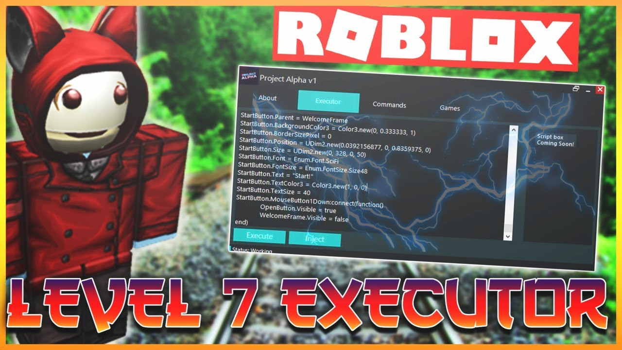 ROBLOX SCRIPT PACK 6,000 + by KevanPlaysGames