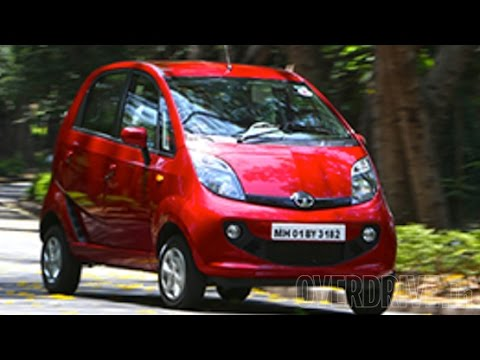 2015 TATA Nano GenX AMT - First Drive Review