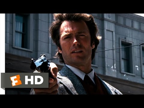 Dirty Harry (2/10) Movie CLIP - Do You Feel Lucky, Punk? (1971) HD