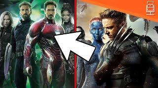 Video X-Men & Fantastic Four Film Right NOT Transferable between Studios download MP3, 3GP, MP4, WEBM, AVI, FLV September 2018