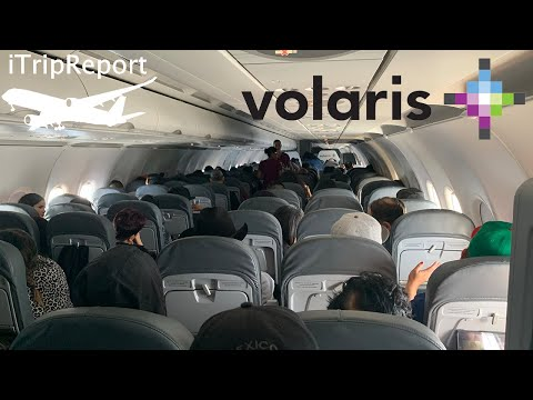 Volaris A321 Review