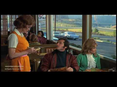 Five Easy Pieces with Jack Nicholson in 'Side Order of Toast'