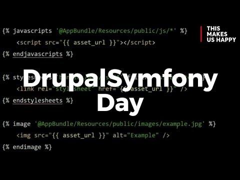 DrupalSymfonyDay