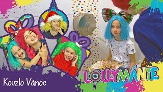 Lollymánie S02E15 - Kouzlo Vánoc