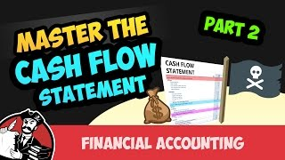 Cash Flow Statement using Indirect Method: Part 2, Receivables (Financial Accounting Tutorial #66)
