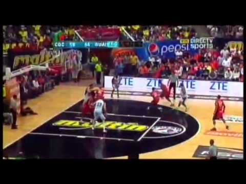 Cam Tatum Venezuela Highlights 2015