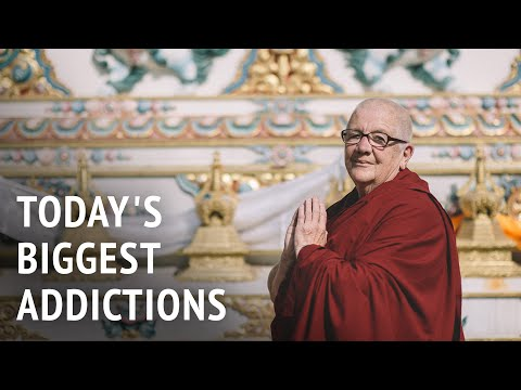 Dr Chönyi Taylor – Today's Biggest Addictions