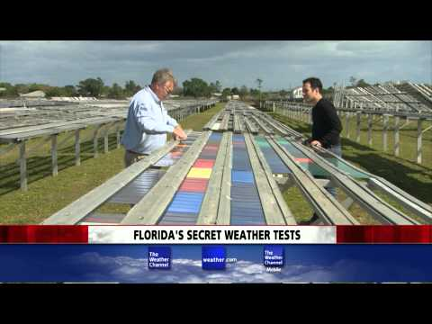 Florida's Secret Weather Testing