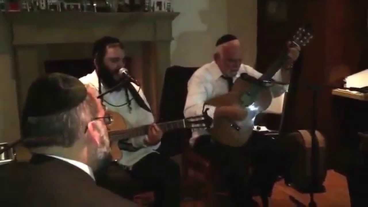 Pre selichos kumzitz with Reb Baruch Chait of The rabbis Sons in LA