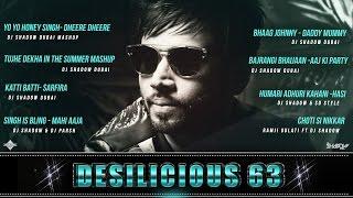 DJ Shadow Dubai   Desilicious 63   Audio Jukebox