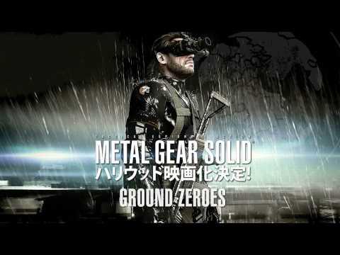 Metal Gear Solid Ground Zeroes: Encounter music (Deja Vu Mission Version)