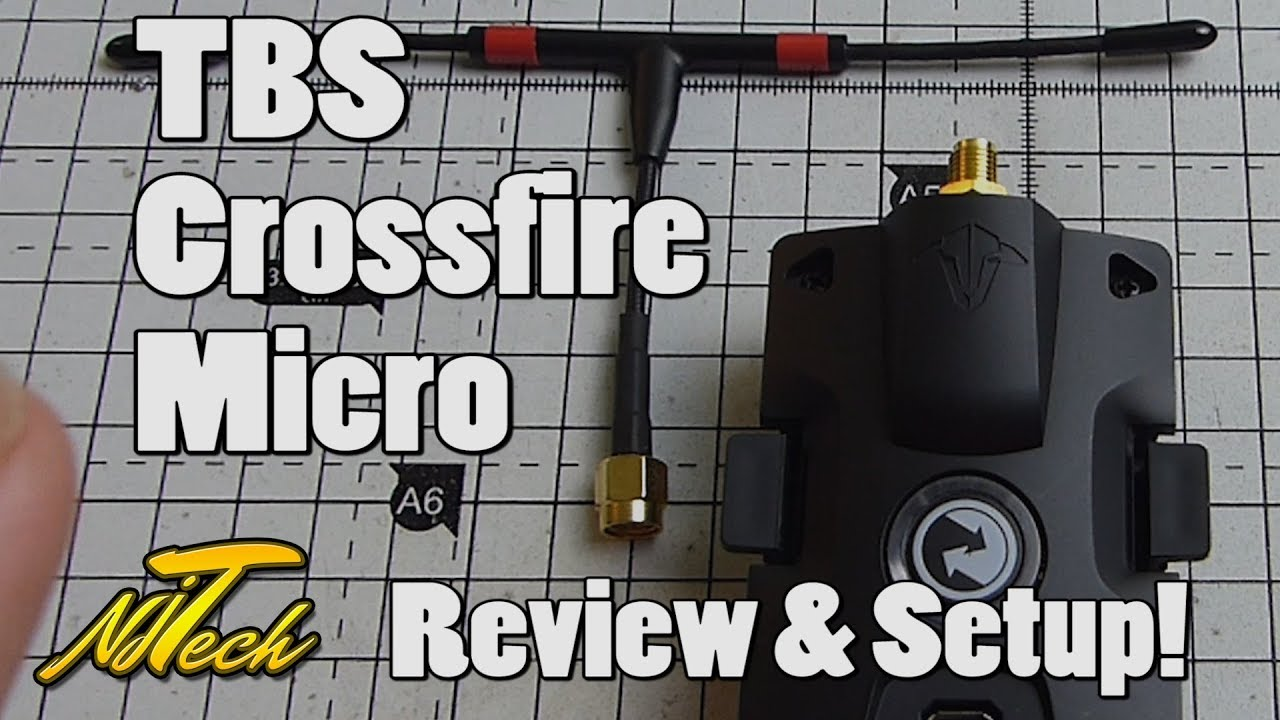 TBS Crossfire Micro Bundle - Setup Guide and Review!