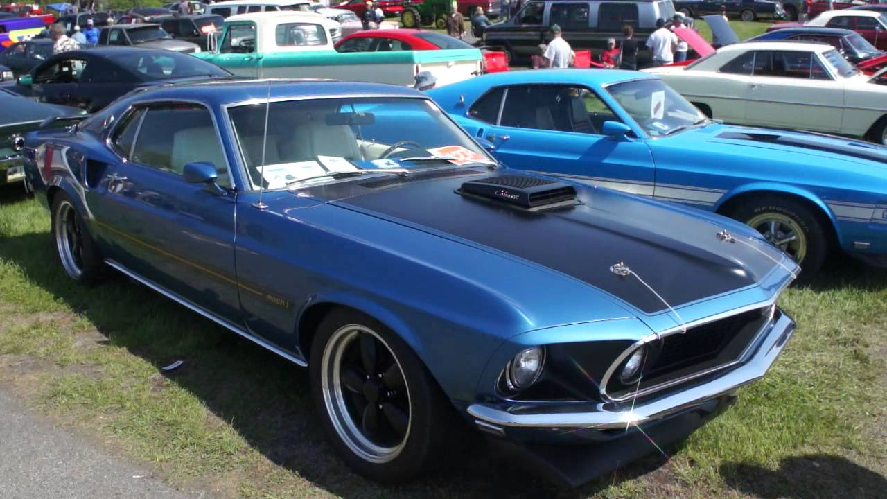 1969 ford mustang mach 1 fastback for saleamazing resto mod custom youtube