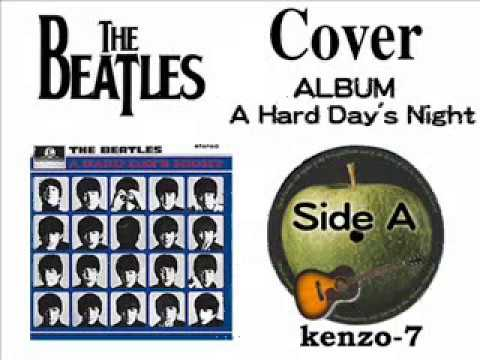 Beatles Cover [ A Hard Day's Night ] Album All Songs