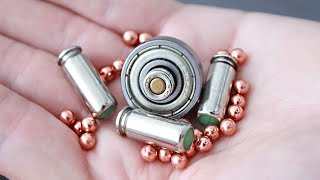 4 SIMPLE WAYS TO BUILD A SPINNER