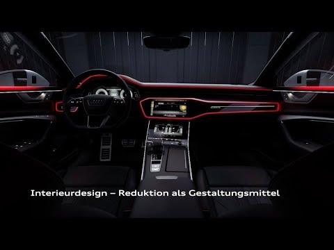 2019 Audi A7 Sportback - Interior Design