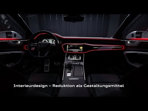 2019 Audi A7 Sportback - Interior Design - YouTube