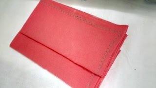 How To Make Handkerchief