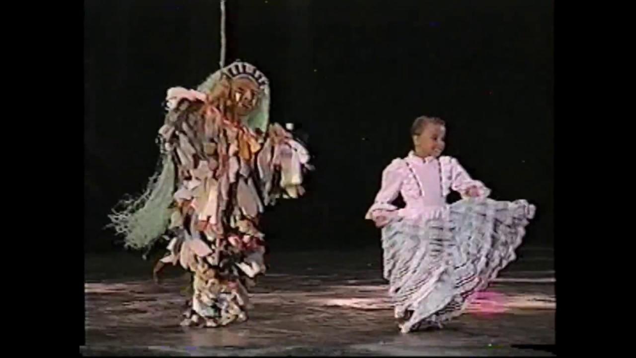 Matachin y taita puro (Región tolimense - Colombia)