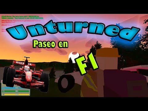 T2/ Unturned: Paseo en F1 (Washington)