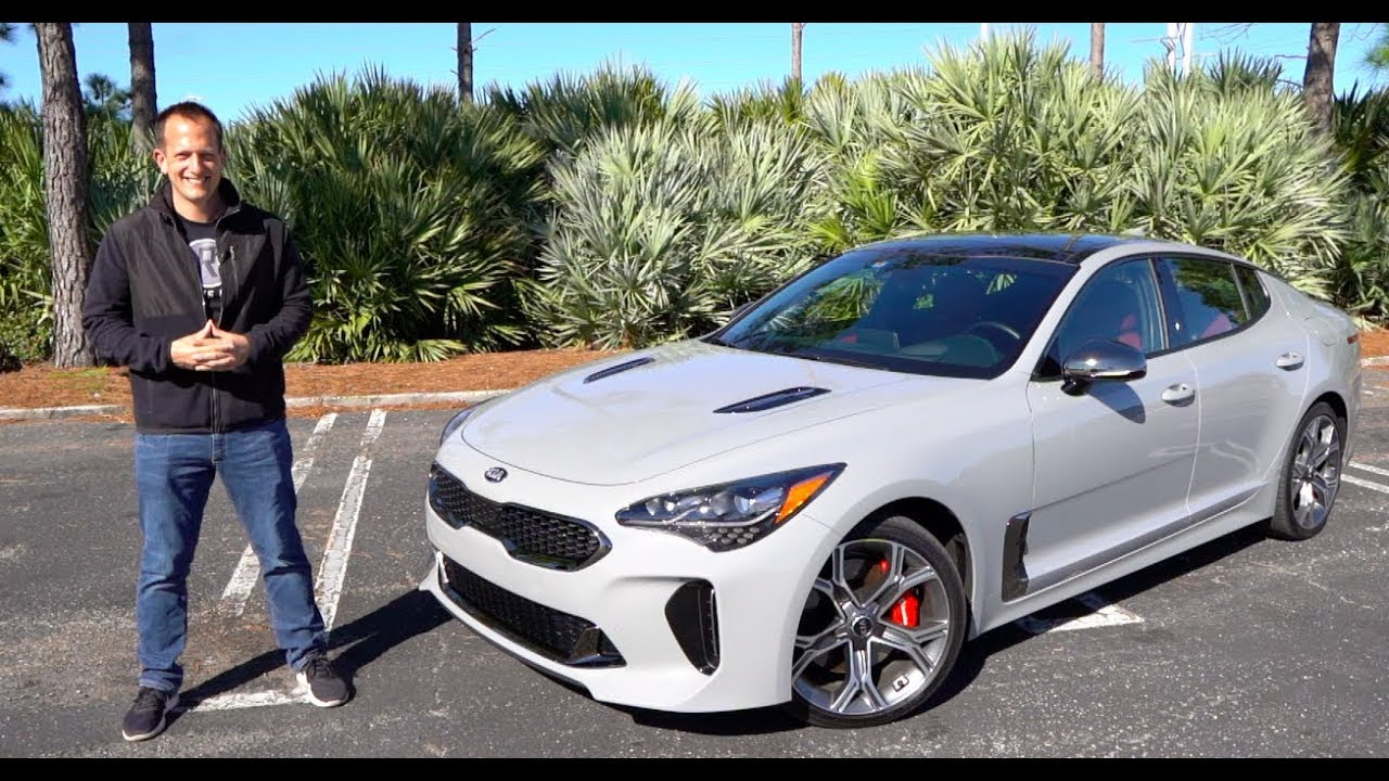 Is The 2020 Kia Stinger Gt The Ultimate Luxury Performance Sedan For The Price Youtube