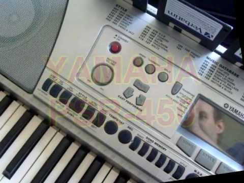 Yamaha Psr  You Tube