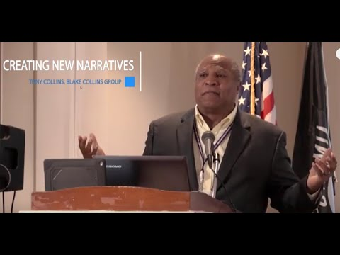 Creating New Narratives - Tony Collins - 3.0 Leaders Conference 2016